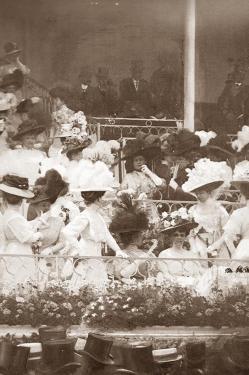 Inspiration courses hippiques 1911